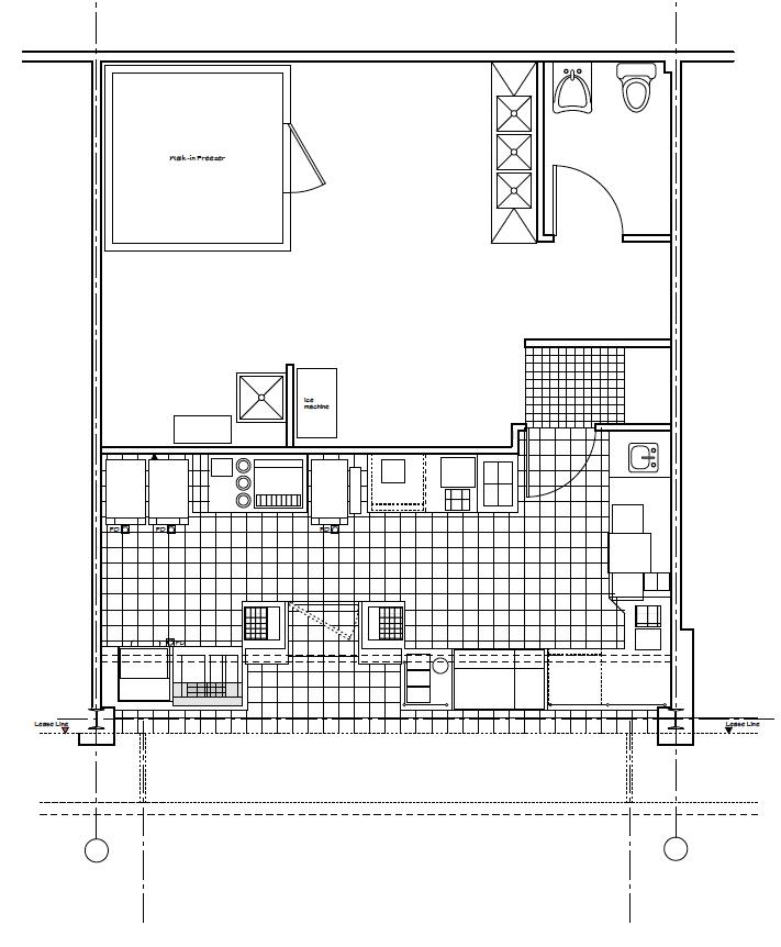 Fairview Mall Floor Plan: Food Court Design Plans Food Court Design Kipnis